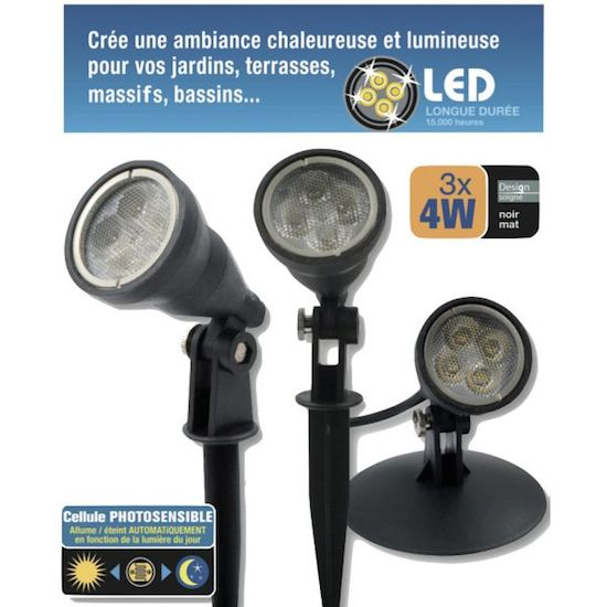 kit-3-spots-led-4w-etanches-ip68